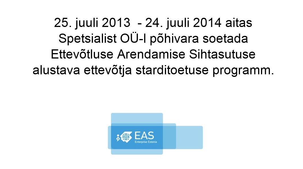 EAS Starditoetus